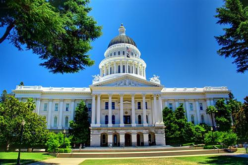 California_State_Capitol_Building